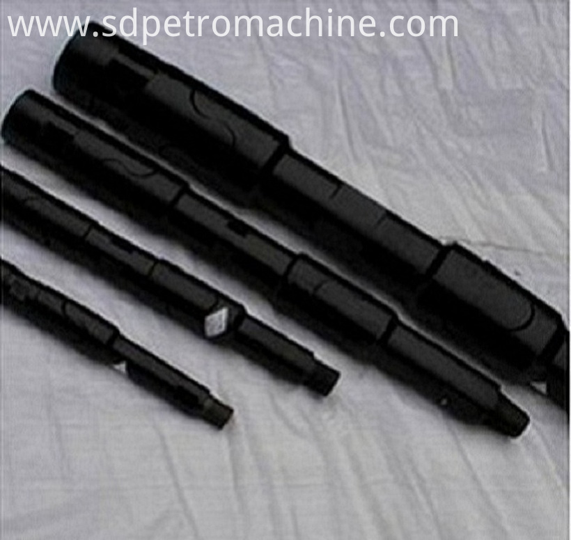 High Strength Universal Shaft Components