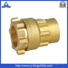 Female Thread Brass Compression Copper Fitting (YD-6050)