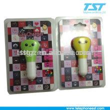 Cargador portable promocional del coche del USB del USB / cargador de Smartphone / cargador 2USB