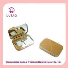 Plastic Fashion makeup pressed powder case