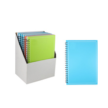 A4 PP cover notebook