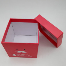 Gift Lid And Bottom Paper Box For Fruit