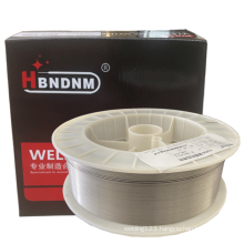 factory high hardness HRC 63 hardfacing welding wire 2.8mm without crackle for drill pipe