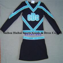 2017 Cheerleading Spandex Uniformen