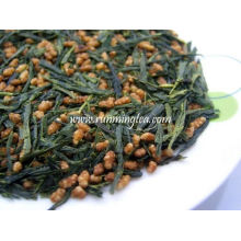 brown rice green tea