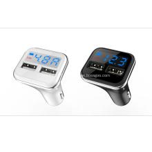 5V 4.8A Dual USB Port Car Charger