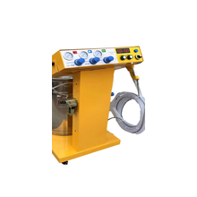 powder coating paint machine