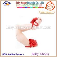 Chaussures pour bébés belle pour bébé pieds