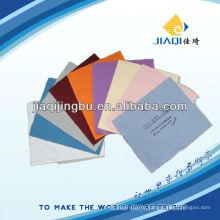 Чистящая ткань для очков с адресной печатью