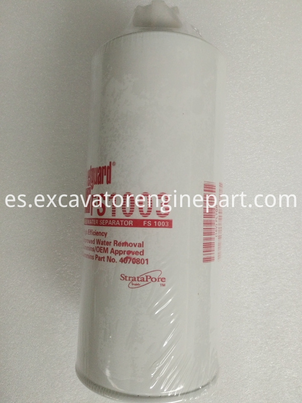 Wholesale Fuel Water Separator Filter FS1003