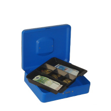 China shop cheap fireproof money box money keeper box with combination lock
