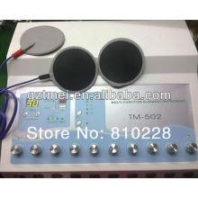 Estimulador de músculo eléctrico para dispositivo de pérdida de peso