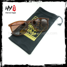 Новый дизайн дешевые ткани мешок, ткань мешка конверт, очки чистящей ткани карман