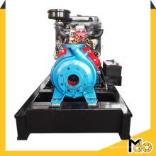 Pompe d'aspiration centrifuge d'extrémité diesel pour le produit chimique