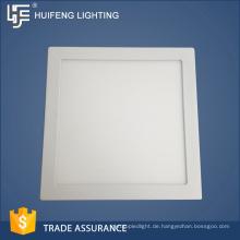 Heiße Verkäufe Standardgröße Fabrik gemacht billig quadratische LED-Panel Licht