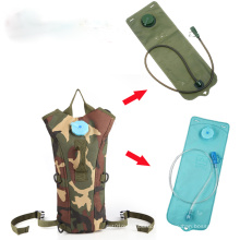3L Water Bladder Bag Backpack Hiking Camping Pouch Bags