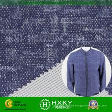 Tejido de poliéster T400 impreso para Men′s primavera chaqueta o Cazadora