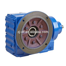 s series worm with 3 phase motor