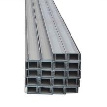 Light Weight Galvanized Structure stainless steel u channel