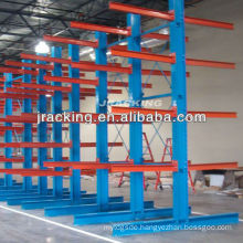 Jracking heavy duty steel cheap new rack hardware store shelves cantilever racking system