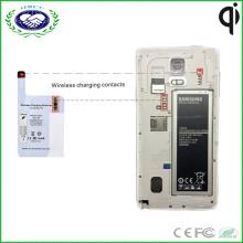 Récepteur de chargeur sans fil utile pour Samsung Note4 Charge sans fil