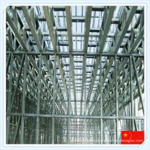 2016 Wiskind Q345 Large Span Steel Workshop Structure