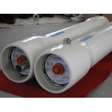 Recipiente de presión FRP Filtro de alta presión de 4 pulgadas y 8 pulgadas para sistema de agua RO industrial