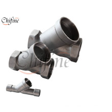 Soem-Silikon-Solegießprodukte für Rohrfitting-Teil