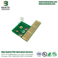 Trépied conique de la carte PCB FR4 Tg135 de 2 couches rapides