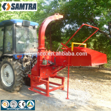 PTO Driven Wood Chipper Tree Branches Chipper Crusher