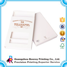 cheap custom slide open paper craft box packaging philippines