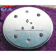 Usine en aluminium de pièces de usinage de commande numérique par ordinateur de précision en cuivre en acier de Ss d'aluminium usine