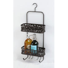 Metal Punched Hanging Layer Shelf