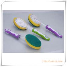 Cocina que lava las herramientas del cepillo Lavado del plato para los regalos promocionales (HA04016)