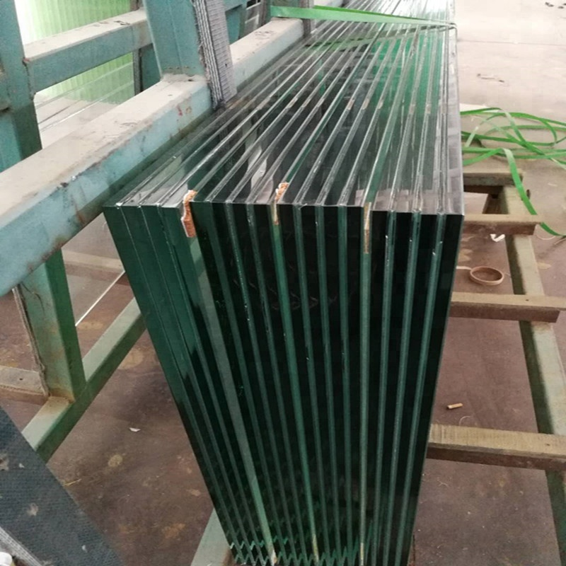 20mm Clear Pvb Safety Tempered Laminated Glass