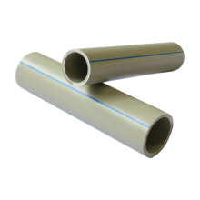 Factory supply full form of green plastic water ppr pipe