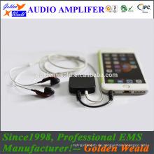Silikonverstärker Kopfhörerverstärker Akkuverstärker