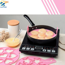 Hot Useful Perfect Pancakes Tool Silicone Mould Omelette Maker