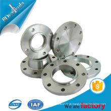 DIN 2573 deslizamento padrão para flange para indústria de óleo de água com desenho