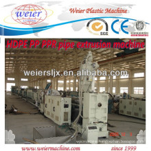 Single screw extruder used for HDPE Pipe making