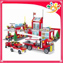 Набор пластиковых пожарных станций для детей от 915 шт.
