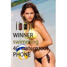 swimming 4G waterproof  PHONE