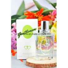 Perfume personalizado do cavalheiro do preço de fábrica quente da venda
