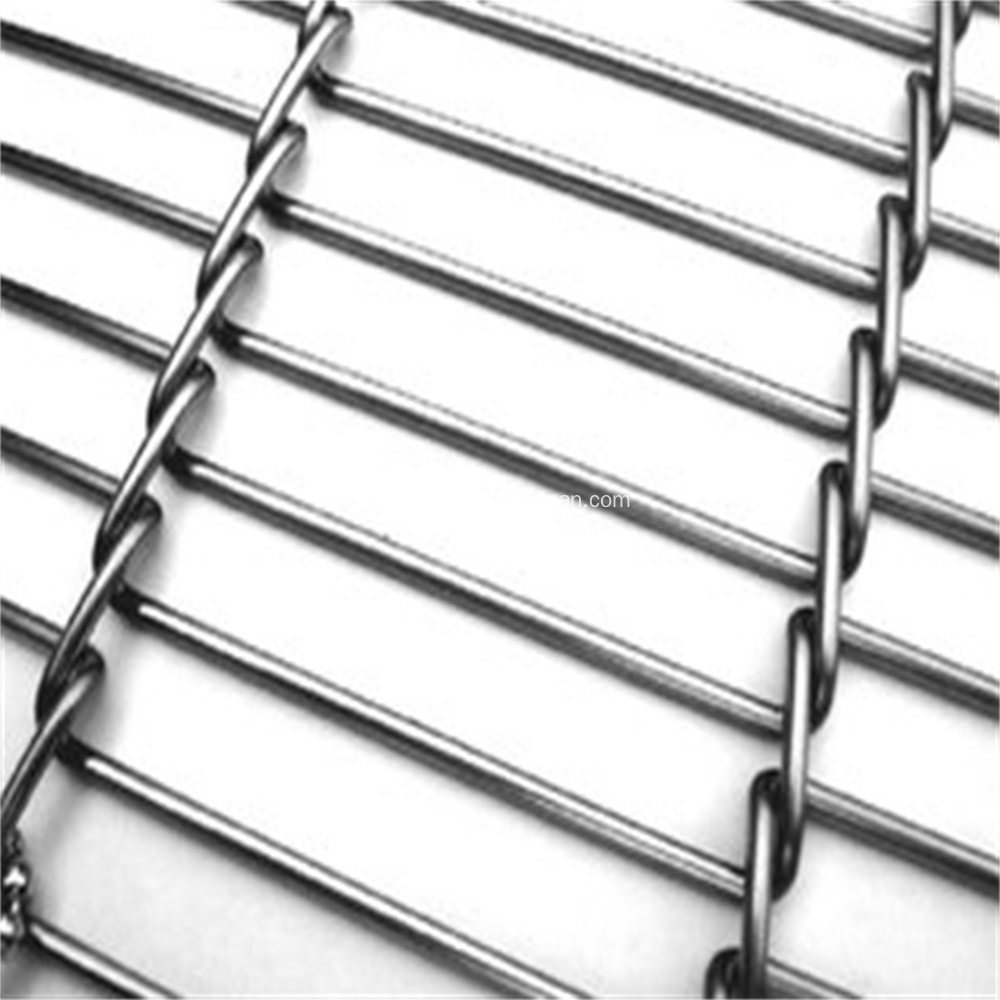 Stainless steel ladder belt