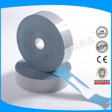 Vente en gros hi viz transparent heat transfer vinyl for clothing