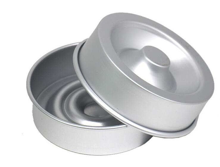 8 Inch Aluminium Alloy Surprise Inside cake Mold (10)