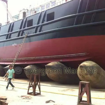 Salvage and Dry Docking Marine Air Bags for Float and Refloat