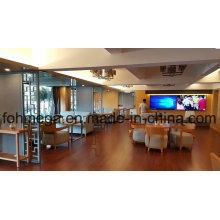 Tabela de jantar luxuosa do clube do restaurante e mobília da cadeira (FOH-RTC05)