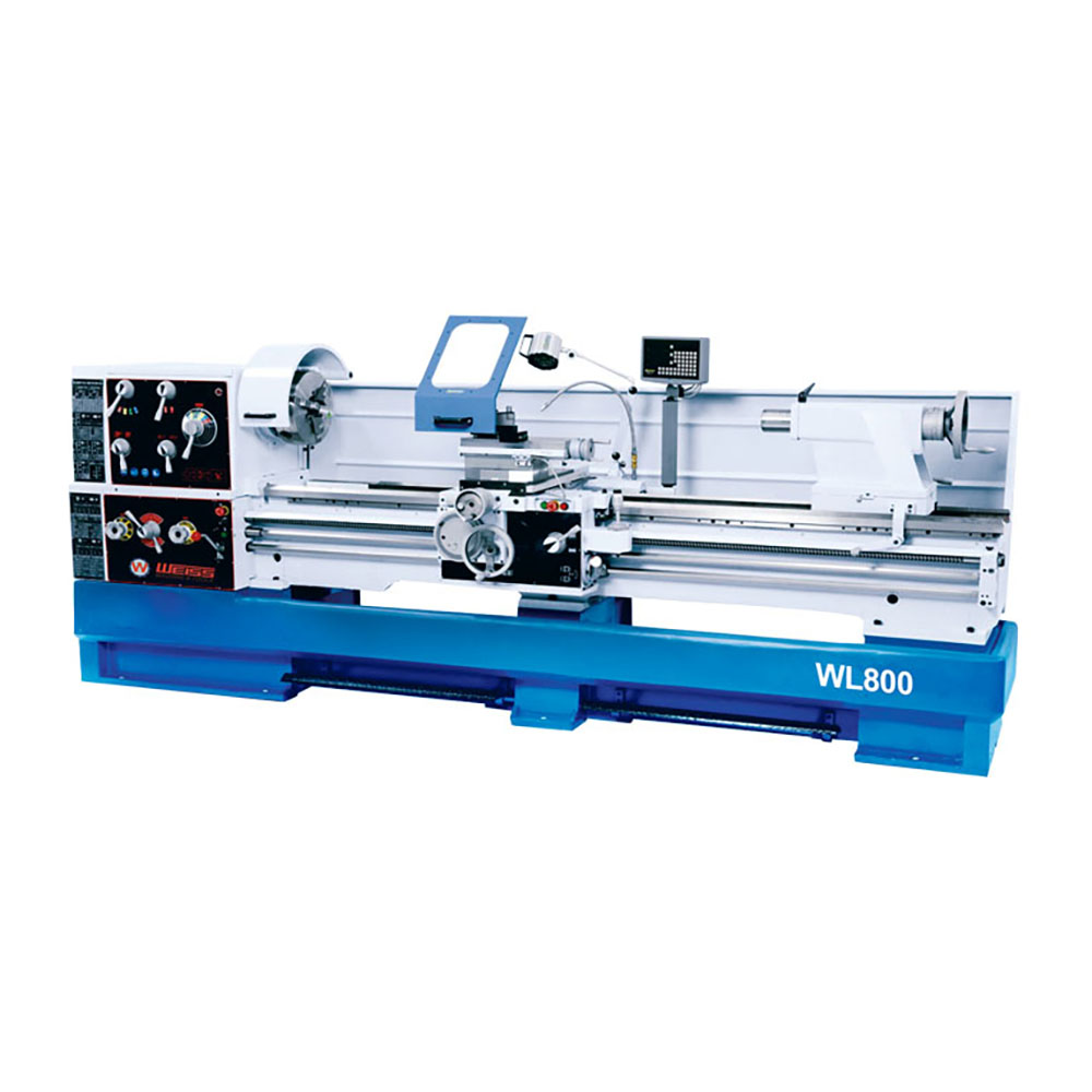 Engine lathe Range of cross feeds