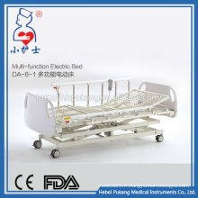 Vente chaude Meilleur prix de qualité en soins infirmiers, lit d'hôpital médical électrique